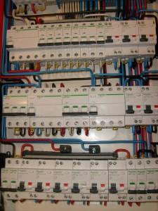 щит электрический в дом