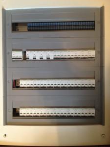 электрический шкаф в сборе