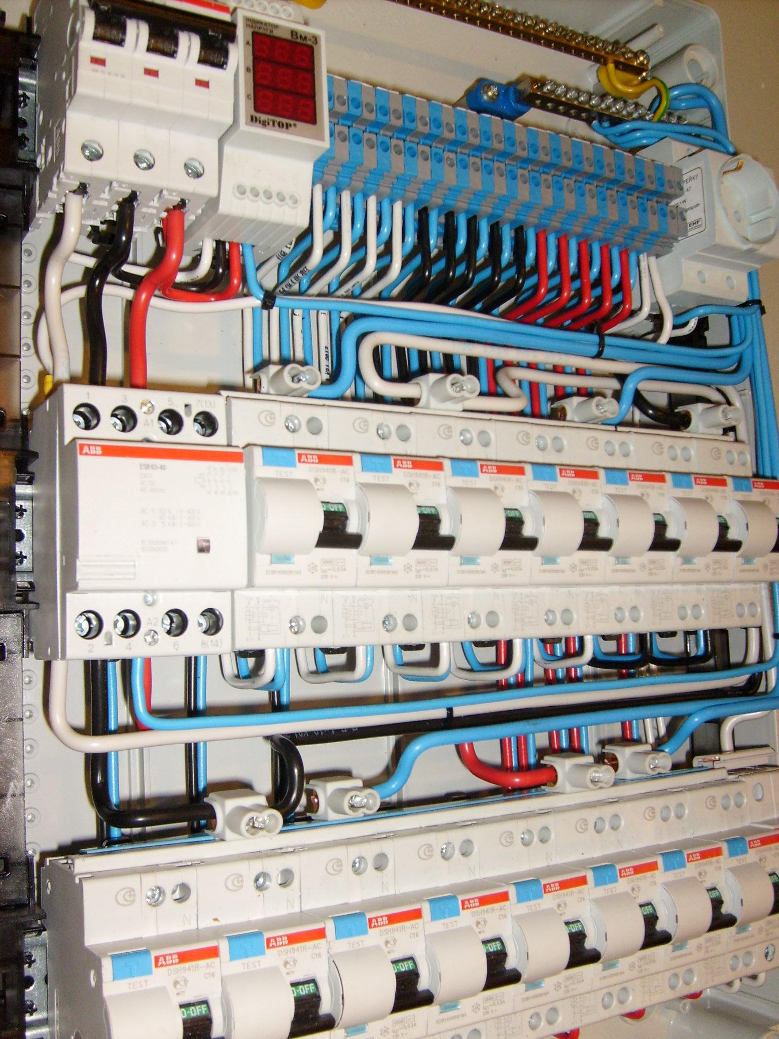 Подключение электричества в электрощите получение ТУ от энергетической компании в Порядковый переулок