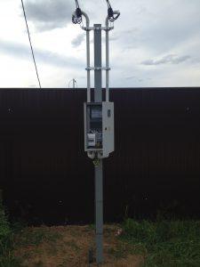 Купить трубостойку для подключения электричества в нижнем новгороде электроснабжение частного дома кабельная линия
